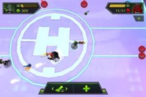 Androidアプリ「LEGO® HeroFactory Brain Attack」のスクリーンショット 4枚目