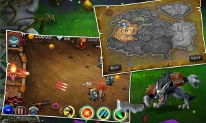 Androidアプリ「Kill Devils - Free Game」のスクリーンショット 4枚目