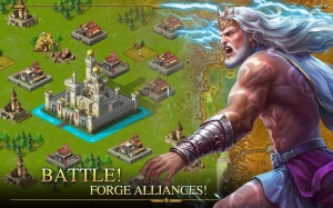 Androidアプリ「Age of Warring Empire」のスクリーンショット 3枚目