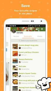 Androidアプリ「Cookpad - home cooking recipe manager」のスクリーンショット 5枚目