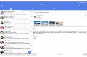 Androidアプリ「無料のメールアプリ - TypeApp - Email & Calendar」のスクリーンショット 5枚目