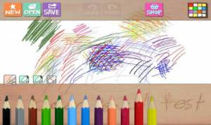 Androidアプリ「Hello Color Pencil」のスクリーンショット 2枚目
