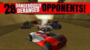 Androidアプリ「Carmageddon」のスクリーンショット 1枚目
