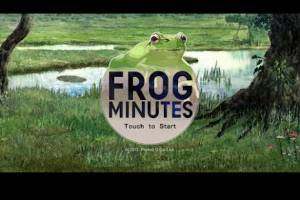 Androidアプリ「FROG MINUTES」のスクリーンショット 1枚目
