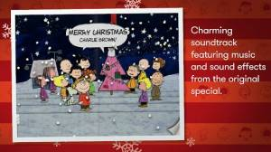 Androidアプリ「A Charlie Brown Christmas」のスクリーンショット 2枚目