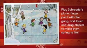 Androidアプリ「A Charlie Brown Christmas」のスクリーンショット 4枚目
