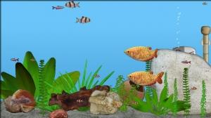 Androidアプリ「Aquarium Fish」のスクリーンショット 4枚目