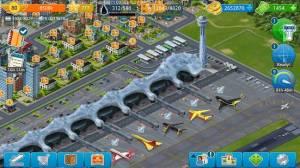 Androidアプリ「Airport City」のスクリーンショット 5枚目