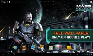 Androidアプリ「MASS EFFECT™ INFILTRATOR」のスクリーンショット 3枚目