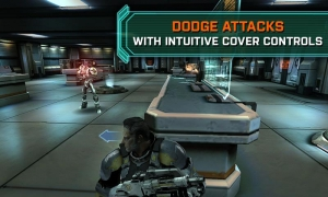 Androidアプリ「MASS EFFECT™ INFILTRATOR」のスクリーンショット 2枚目