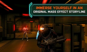 Androidアプリ「MASS EFFECT™ INFILTRATOR」のスクリーンショット 4枚目