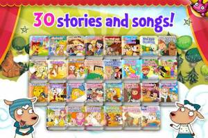 Androidアプリ「Best Storytime」のスクリーンショット 4枚目
