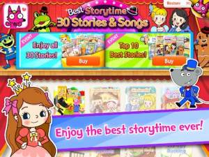 Androidアプリ「Best Storytime」のスクリーンショット 5枚目