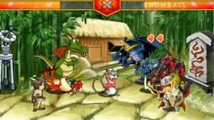 Androidアプリ「武道至尊」のスクリーンショット 2枚目