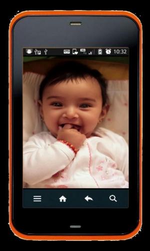Androidアプリ「ドッキリ!いないいないばぁ!」のスクリーンショット 3枚目