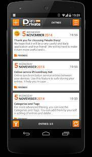 private diary pro personal journal appliv
