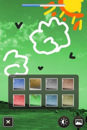Androidアプリ「Sfera」のスクリーンショット 5枚目