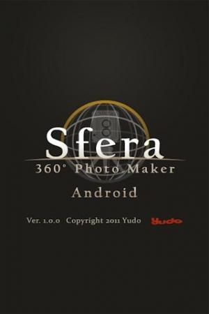 Androidアプリ「Sfera」のスクリーンショット 1枚目
