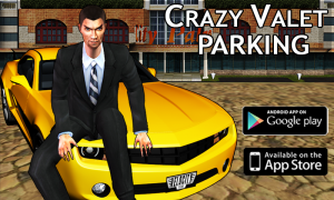 Androidアプリ「Valet Parking-Open World game」のスクリーンショット 1枚目