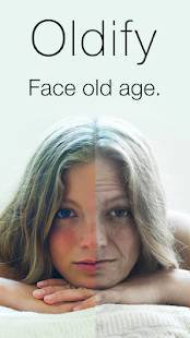 Androidアプリ「Oldify™- Face Your Old Age」のスクリーンショット 1枚目