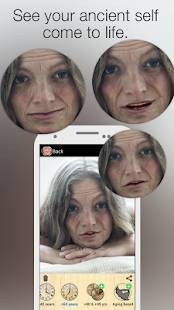Androidアプリ「Oldify™- Face Your Old Age」のスクリーンショット 4枚目