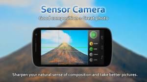Androidアプリ「センサカメラ」のスクリーンショット 1枚目