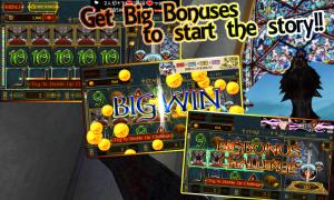 Androidアプリ「3D Slots RPG【HD Slot Machine】」のスクリーンショット 3枚目