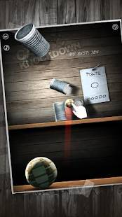 Androidアプリ「Can Knockdown」のスクリーンショット 1枚目