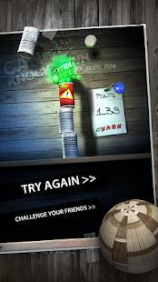 Androidアプリ「Can Knockdown」のスクリーンショット 5枚目