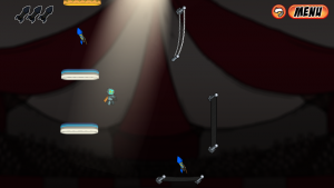 Androidアプリ「フライング フェリックス」のスクリーンショット 5枚目
