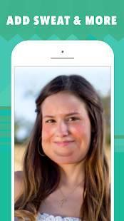 Androidアプリ「Fatify - おデブになろう」のスクリーンショット 3枚目