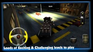 Androidアプリ「トランスポーター3D」のスクリーンショット 5枚目