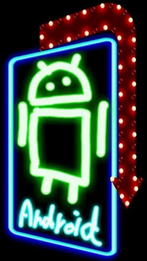 Androidアプリ「NeonSign」のスクリーンショット 3枚目