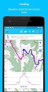 Androidアプリ「BikeComputerプロ」のスクリーンショット 2枚目