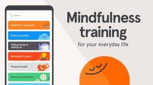 Androidアプリ「Headspace: Meditation & Sleep」のスクリーンショット 1枚目