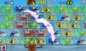 Androidアプリ「Bird Zapper!」のスクリーンショット 1枚目