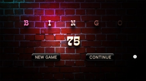 Androidアプリ「BINGO 75」のスクリーンショット 1枚目