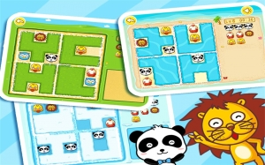 Androidアプリ「ベビーちえ島-BabyBus(ベビー・バス)」のスクリーンショット 5枚目