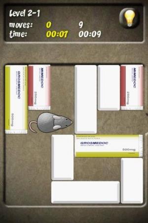 Androidアプリ「マウストラップ (Mouse)」のスクリーンショット 3枚目