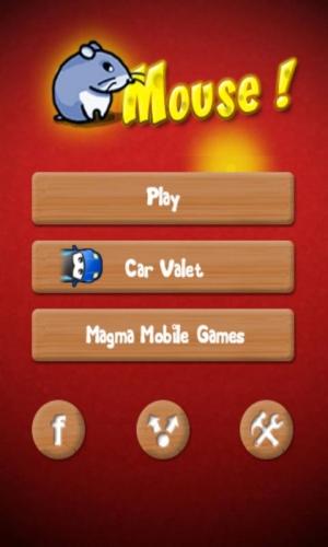 Androidアプリ「マウストラップ (Mouse)」のスクリーンショット 1枚目