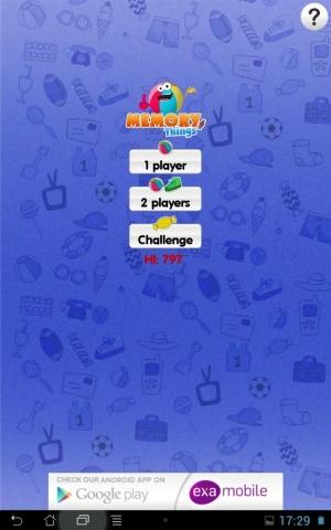 Androidアプリ「メモリゲーム観光&玩具」のスクリーンショット 5枚目