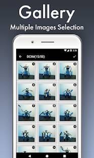 Androidアプリ「GIFMob - 簡単なストップモーションアニメーションカメラ」のスクリーンショット 5枚目