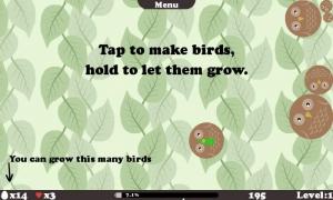 Androidアプリ「Chirp Chirp Free」のスクリーンショット 3枚目