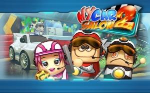Androidアプリ「マイカーサロン2」のスクリーンショット 1枚目