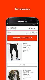 Androidアプリ「JackThreads: Men's Shopping」のスクリーンショット 4枚目