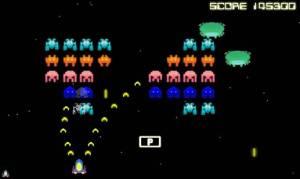 Androidアプリ「Space Intruders」のスクリーンショット 2枚目