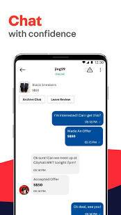 Androidアプリ「Carousell: Snap-Sell, Chat-Buy」のスクリーンショット 4枚目