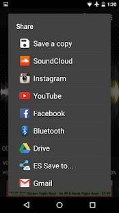 Androidアプリ「Tune Me」のスクリーンショット 4枚目