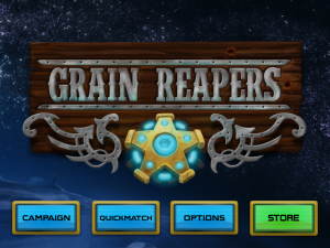 Androidアプリ「Grain Reapers」のスクリーンショット 1枚目
