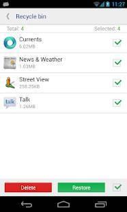 Androidアプリ「システムアプリ削除」のスクリーンショット 4枚目